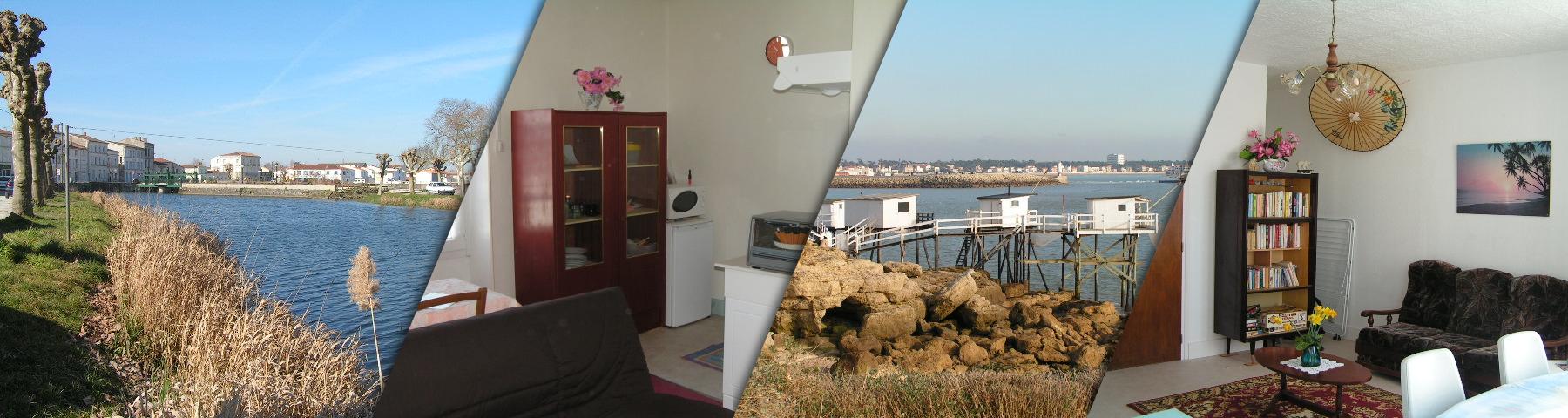 Location de meublés de tourisme à Saujon